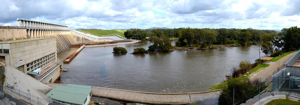 Hume Dam B