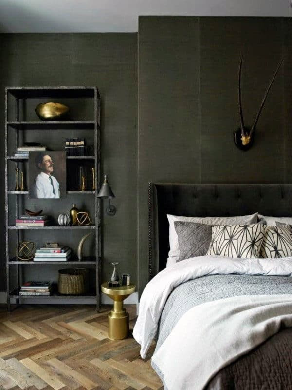 Simple Bedroom Ideas For Men Home