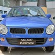 GALLERY: Perodua Kancil to Perodua Axia, Malaysia's most
