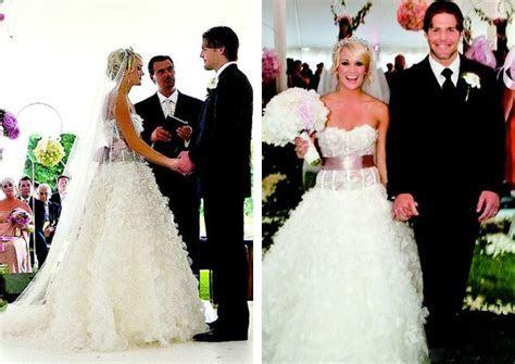 47 Swoon Worthy Celebrity Wedding Dresses