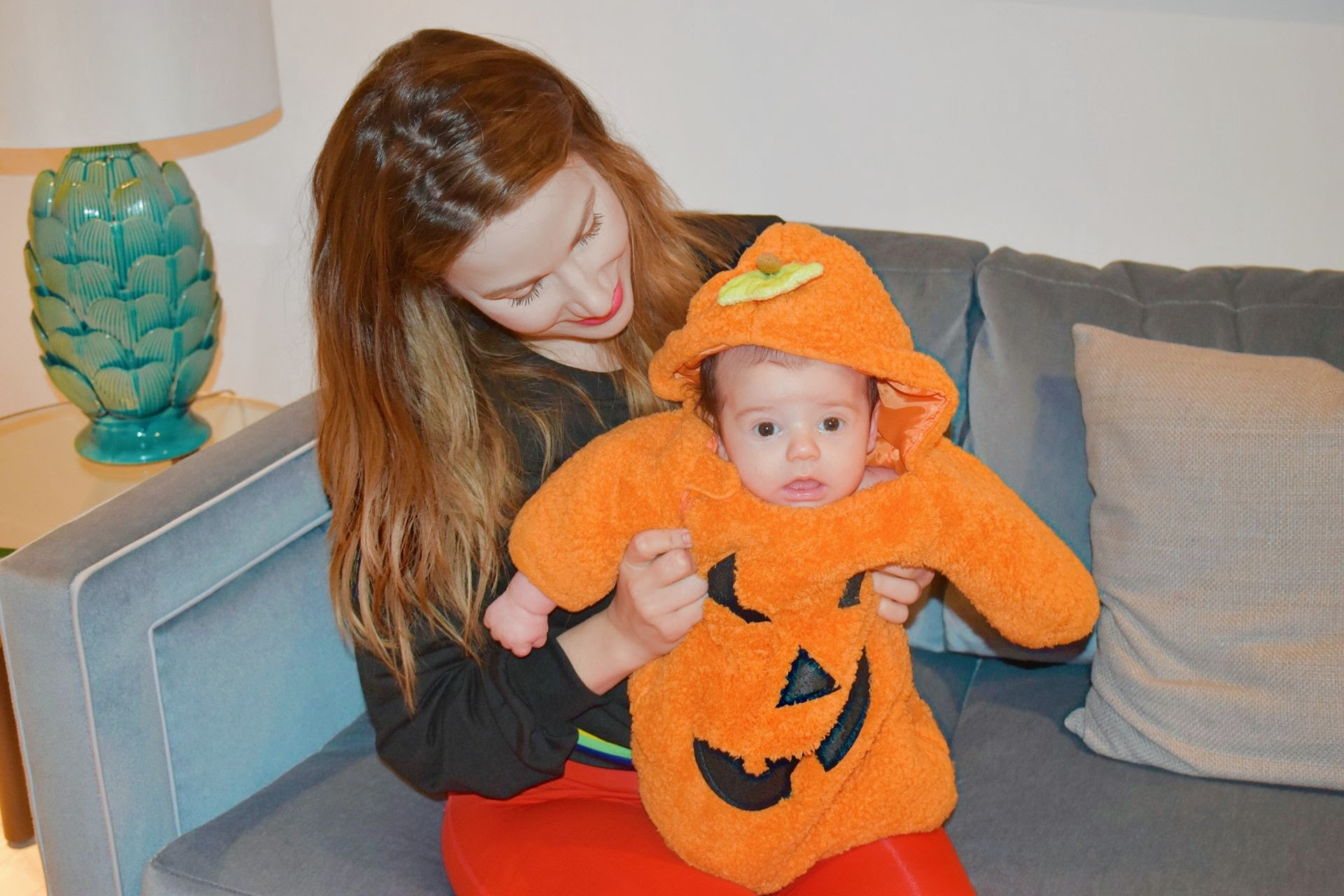 Adorable Costume Ideas For Babys First Halloween