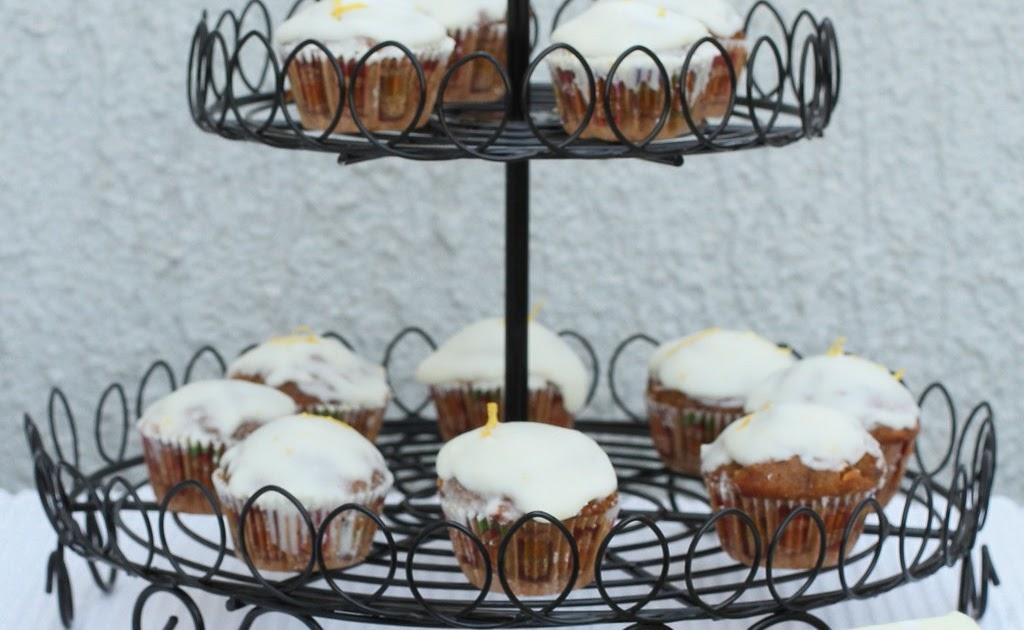 Vettu Cake Recipe Kerala Style: Swapna's Cuisine: Mini Carrot Cupcakes With Lemon Cream