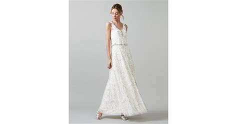 Phase Eight Joanna Wedding Dress (£595)   Affordable Off