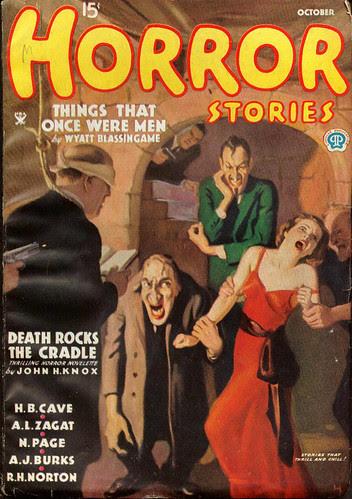 horror stories octubre 1935