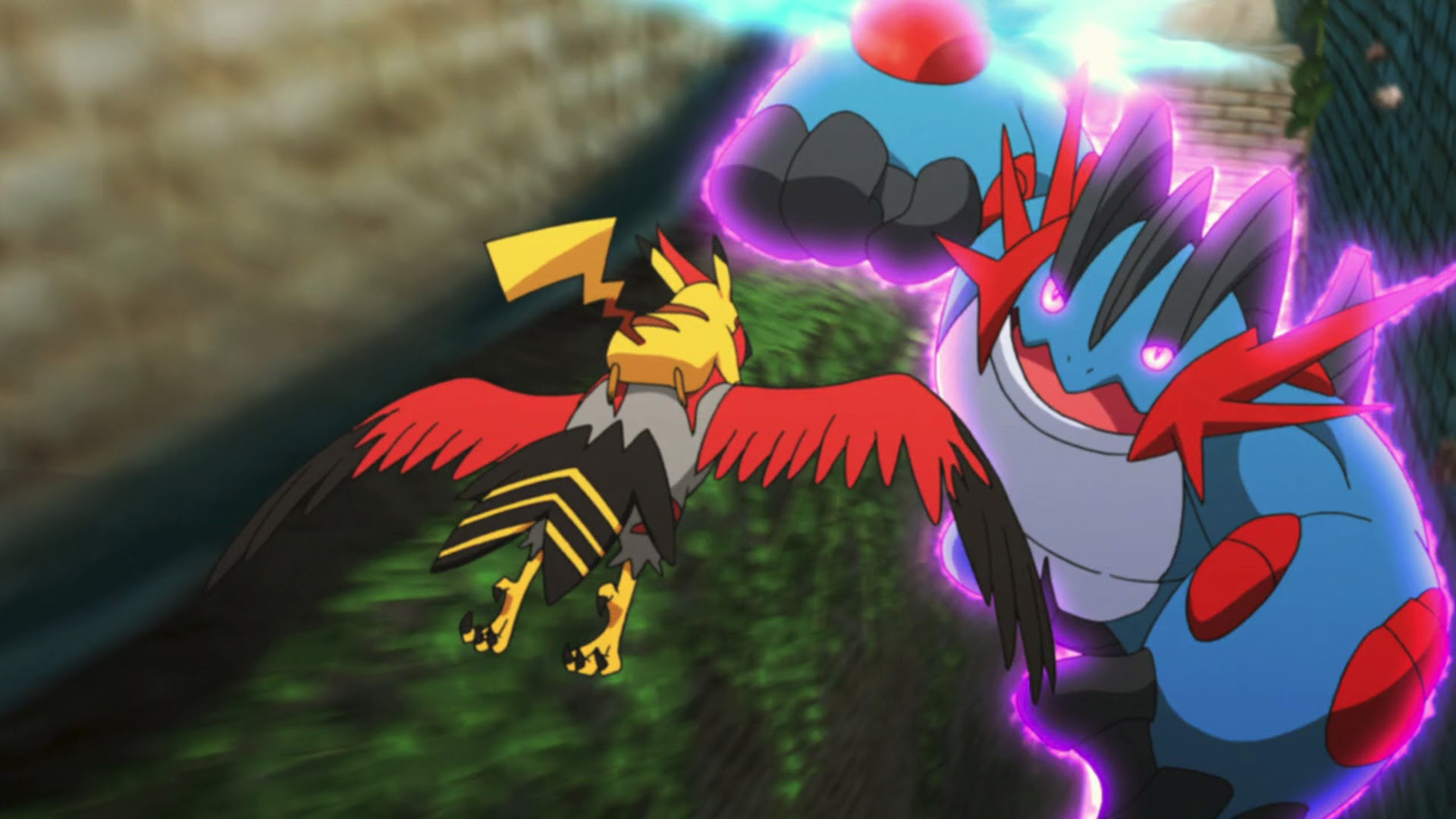 Pokemon Sun and Moon are giving out Mega Stones screenshot