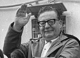 Don Salvador Allende: Chile's martyred president remains a painful memory in the continent's struggle for sovereignty.  An object lesson in the perfidy of local elites allied with Washington.