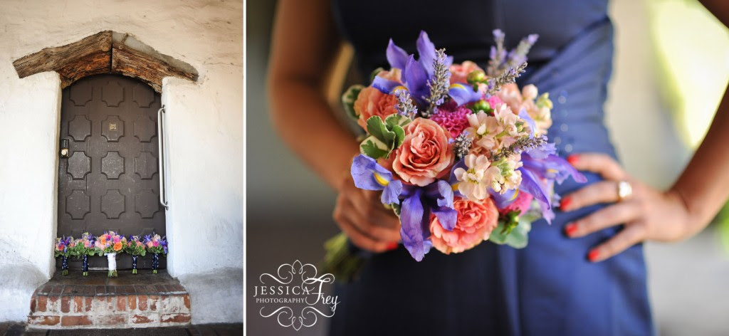 Blue Purple Wedding Ideas Austin Wedding Photographer Jessica