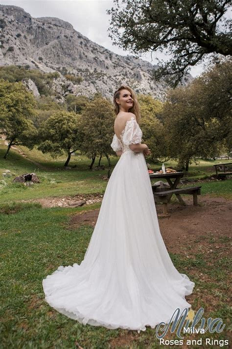 Milva Wedding Dresses 2019 ? Marbella Collection   Roses