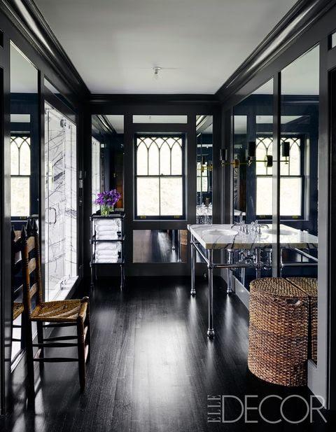 16 Black And White Luxury Bathroom Design Ideas