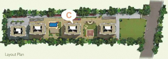 Elite Homes, Tathawade, Wakad Pune, Layout Plan