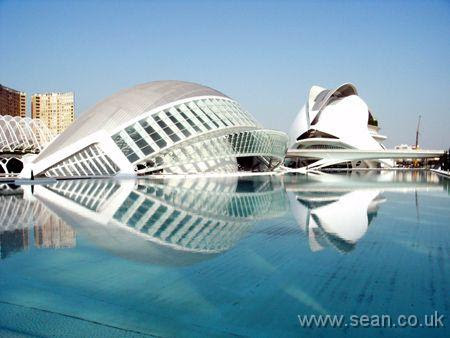 Valencia: The Hemispheric and Opera House
