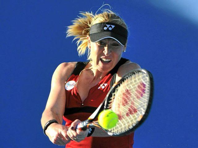 Elena Baltacha (GBR) - Tenista de 31 años