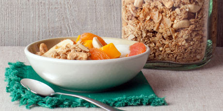 Alton Brown's Granola Recipes | Food Network Canada
