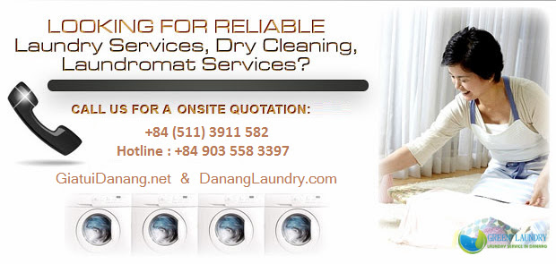 Laundry Da Nang City