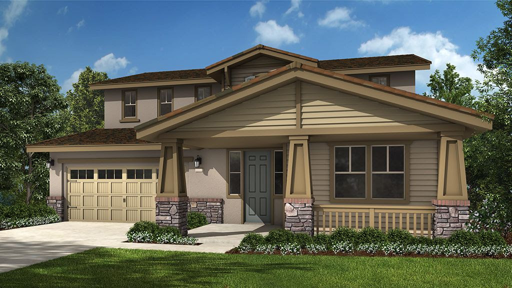 Taylor Morrison, Madeira East  Aveiro II, Avery1261204, Elk Grove, CA  New Home for Sale