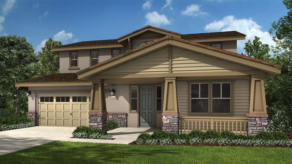 Taylor Morrison, Madeira East Aveiro II, Avery1261204, Elk Grove, CA New Home for Sale