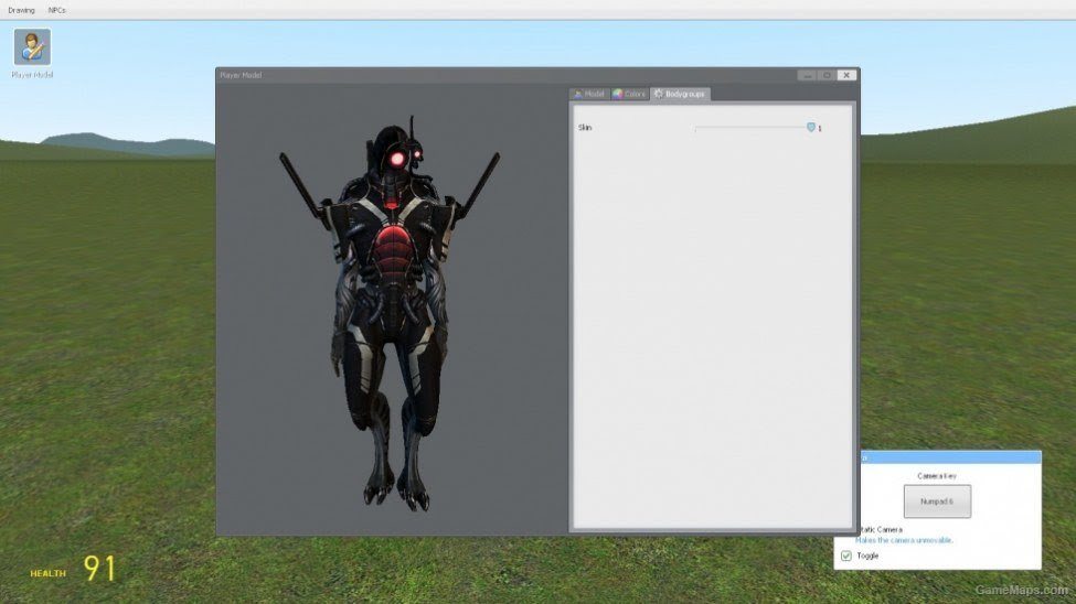Mass Effect 3 Geth Playermodels Garrys Mod Gamemaps