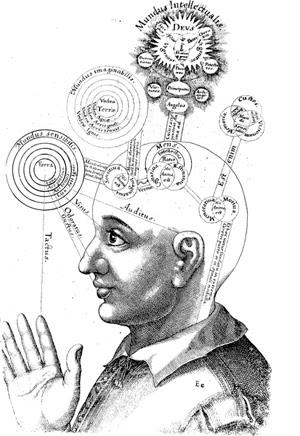 Representação gráfica do espírito publicada na Wikipédia