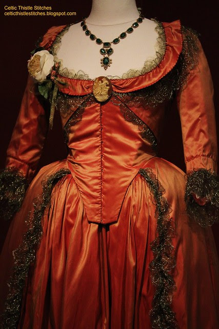 Costume from the Duchess