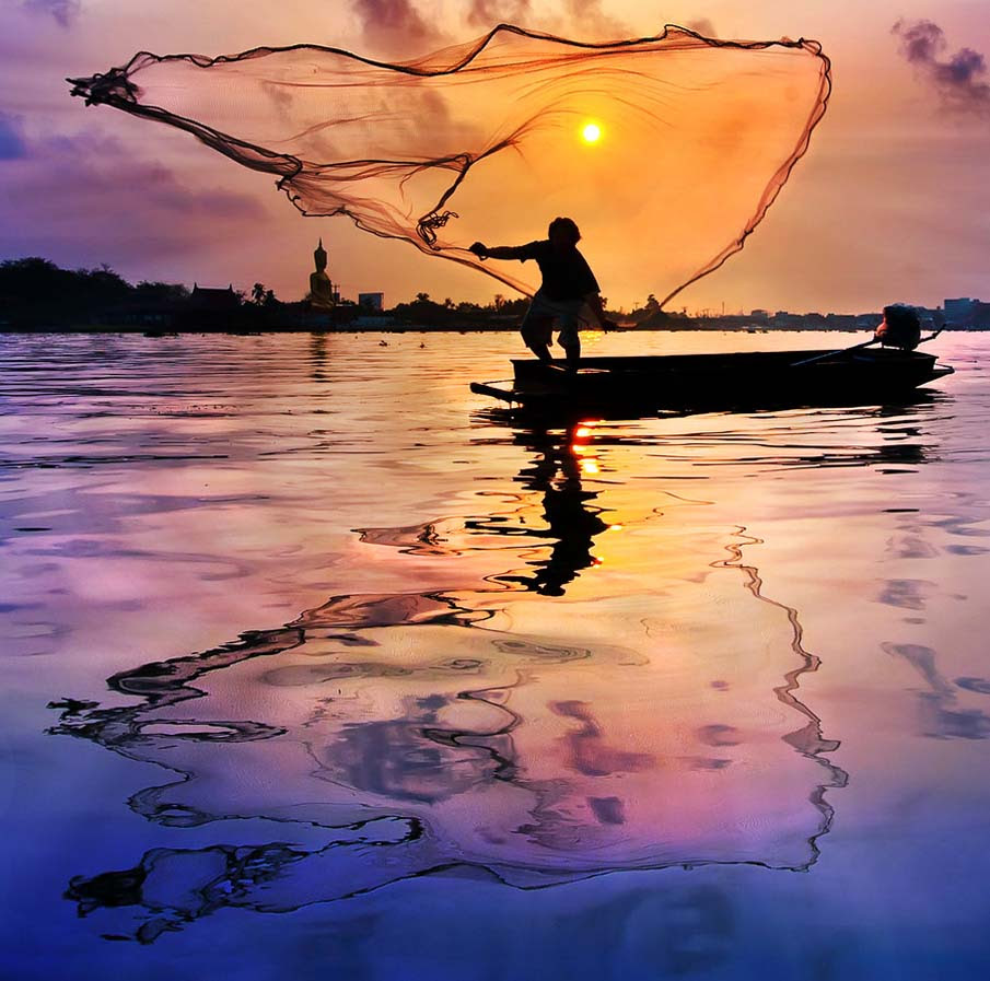 The Fisherman @ Thailand