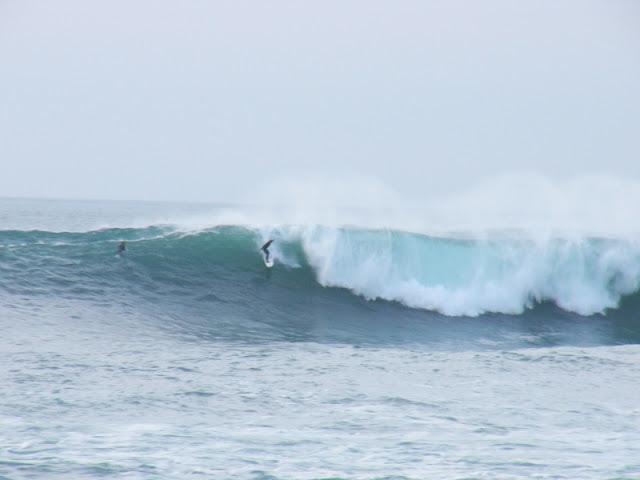 Sesión del 12 de Marzo del 2007 - Meñakoz surf