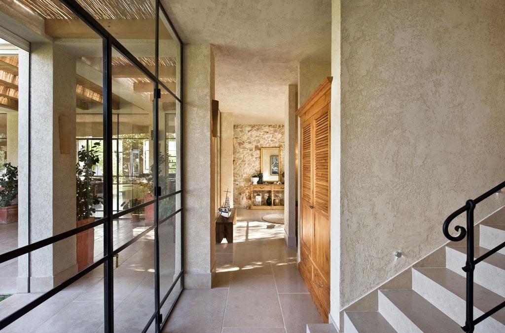 Stucco Wall Decor Interior Design Ideas