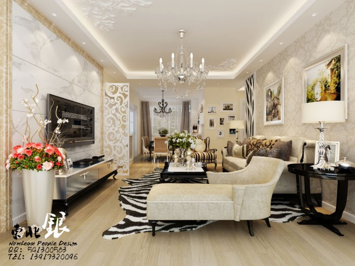 elegant style living