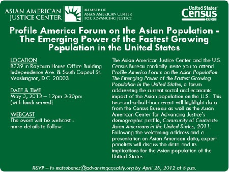 profile america forum on the asian population: the ...