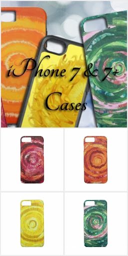 Chakra Holiday Gifts - iPhone 7 and 7+ Cases