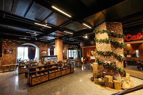 紅頂穀創/穀倉咖啡/Red Barn Cafe'/咖啡