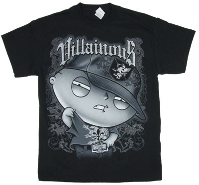 Shirt on Check Out This Very Cool Villainous Stewie Griffin T Shirt Design
