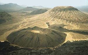 Volcans arabie mini