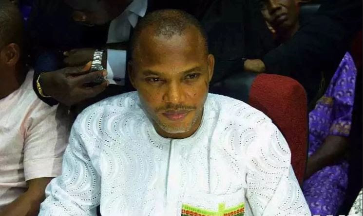 Biafra: Police reveals weapons found in home of IPOB leader, Nnamdi Kanu