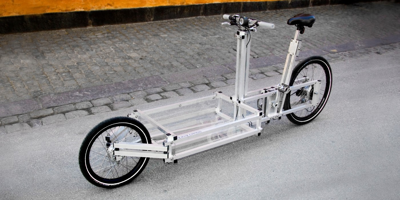 Three Wheel Modified Items, Xyz Cargo Bike 1, Three Wheel Modified Items