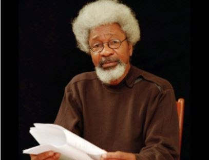 Stop Writing Rubbish On The Internet, Soyinka Tells The Youth