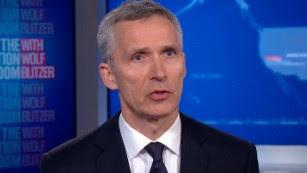 NATO chief brushes off past Trump criticism