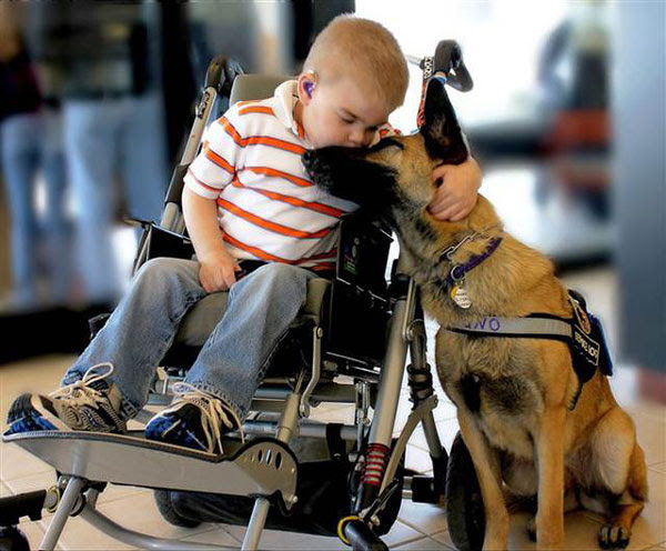 pererga.gr - Το παιδί και ο σκύλος του!