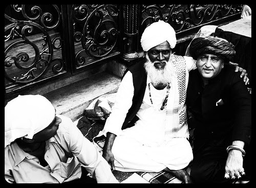 Shahensha Baba Rafaee And The Malang Of Mumbai by firoze shakir photographerno1