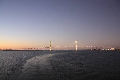 Final look at the Ravenel Bridge