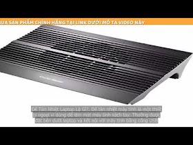 Đế Tản Nhiệt Cooler Master A100 - Hàng Chính Hãng