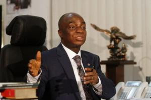 Bishop David Oyedepo, founder of Living Faith Church, …