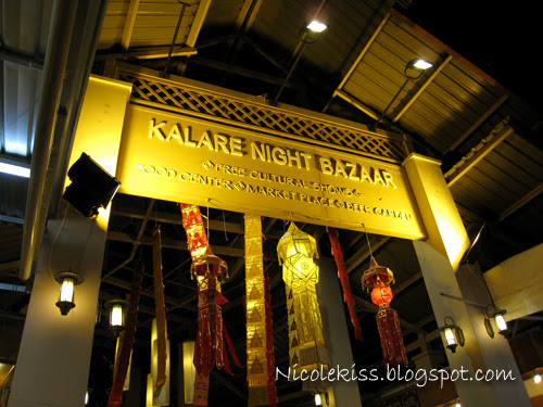 kalare night bazaar