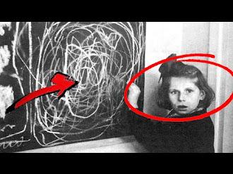 El Dibujo de una Niña PERTURBADA por LOS NAZIS (CASO REAL) TERESKA