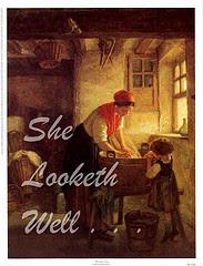 She Looketh Well . . . Blog