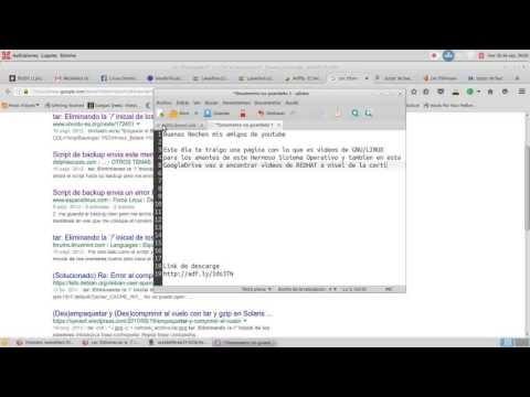 Comando de GNU/LINUX