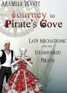Lady Mechatronic and the Steampunked Pirates is one of many popular erotic e-books offered by B.C.'s eXtasy Books.