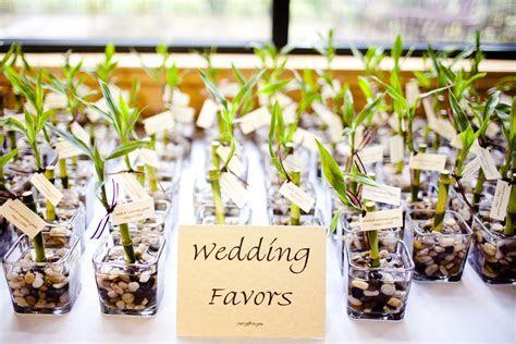 Wedding favors, I got box's of 10 square vases for 5