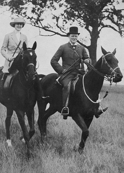 Клементина Черчилль фото