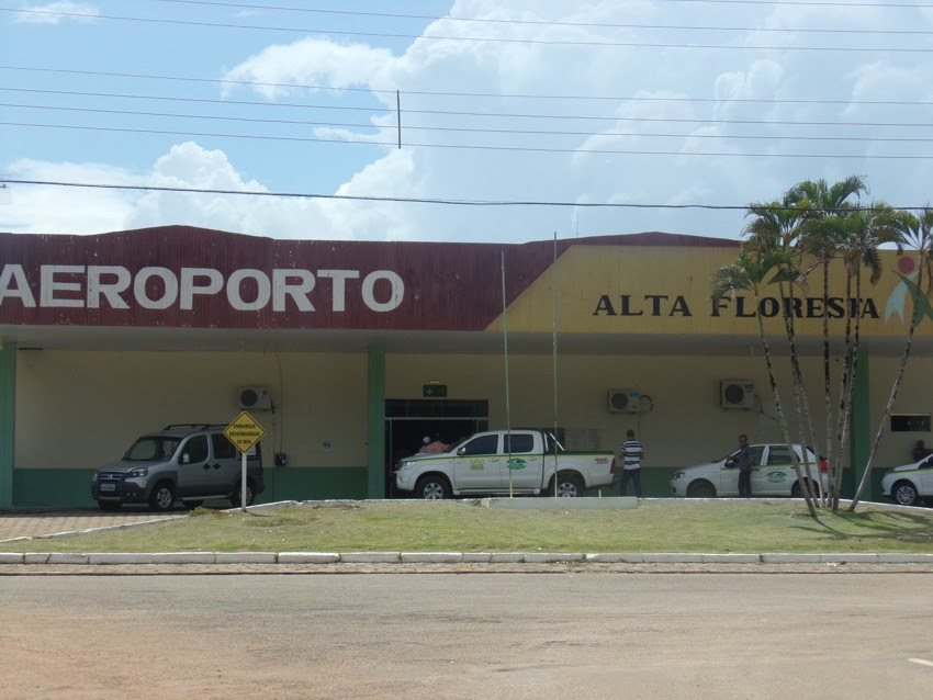 Aeroporto de Alta Floresta não corre risco de fechamento