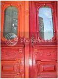 Brama drzwi